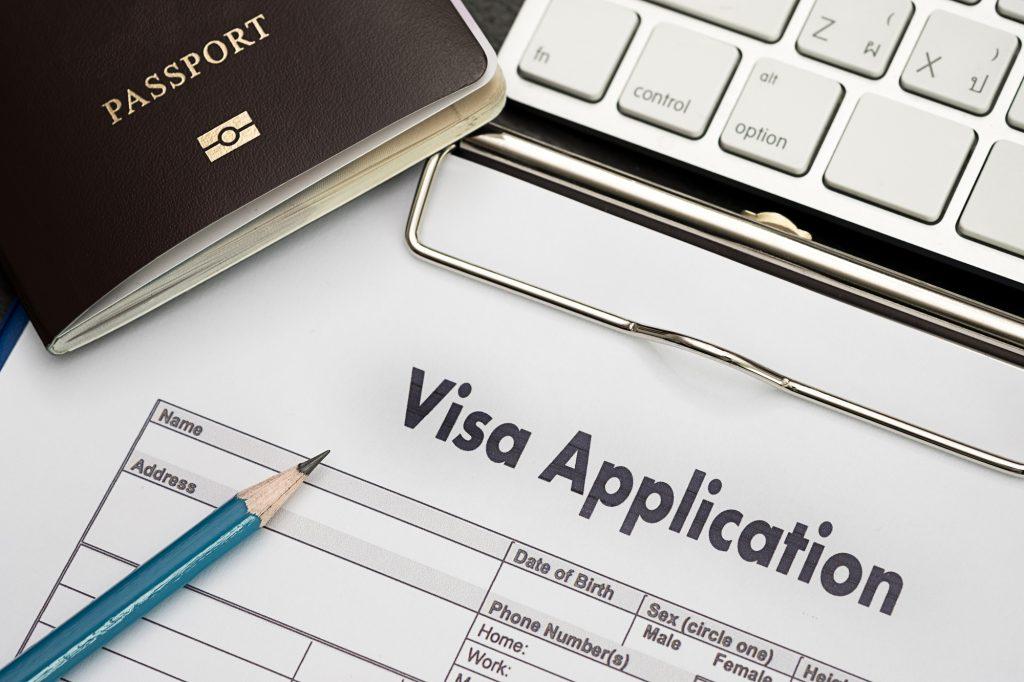 Medical Exam for Visa application